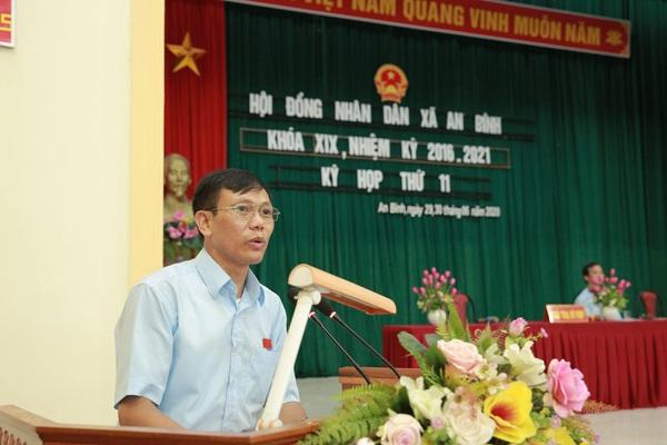 """Ký giấy cho dân """"đi chợ"""" trong vùng dịch ở Bắc Ninh: Đình chỉ công tác Chủ tịch UBND xã An Bình (huyện Thuận Thành)"""