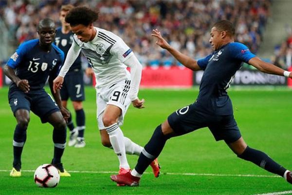 """Nhận định, dự đoán tỷ số Pháp vs Đức (2h ngày 16/6): """"Gà trống"""" thị uy!"""