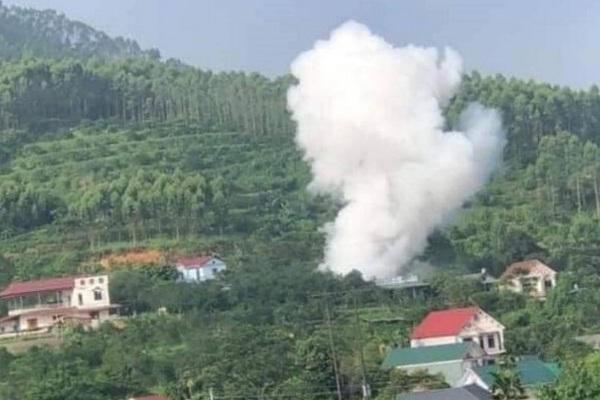 Vụ nổ một người chết tại Yên Bái: Những thông tin đau lòng