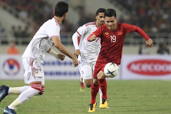 Đội hình xuất phát ĐT Việt Nam vs UAE: Công Phượng dự bị!