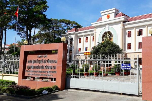 Vụ sai phạm ở HĐND tỉnh Gia Lai: Khởi tố vụ án và bắt giam 1 nguyên Phó Chánh Văn phòng
