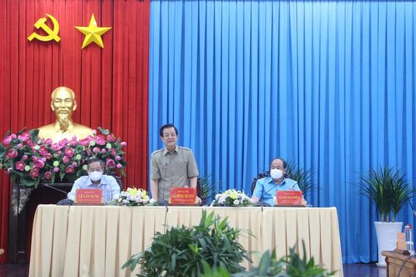 An Giang khuyến nghị người Campuchia gốc Việt đang sinh sống tại Campuchia tạm dừng di chuyển về Việt Nam
