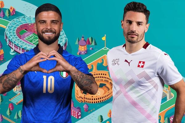 Nhận định tỷ lệ thẻ vàng Italia vs Thụy Sĩ (2h00 ngày 17/6)