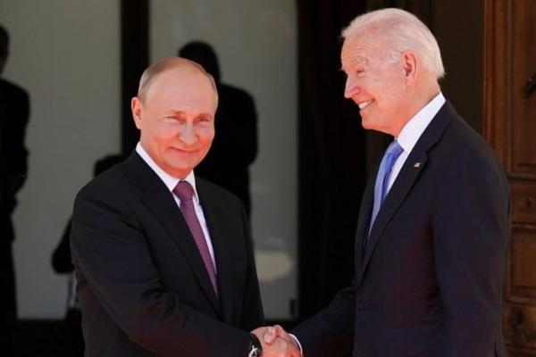 """Những """"điểm nóng"""" trong hội nghị thượng đỉnh giữa Biden và Putin"""