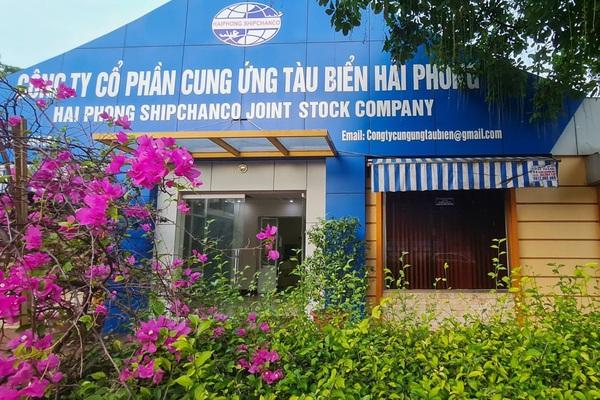 Lãnh đạo Thành phố Hải Phòng chỉ đạo giải quyết vụ việc tại Công ty CP Cung ứng tàu biển Hải Phòng