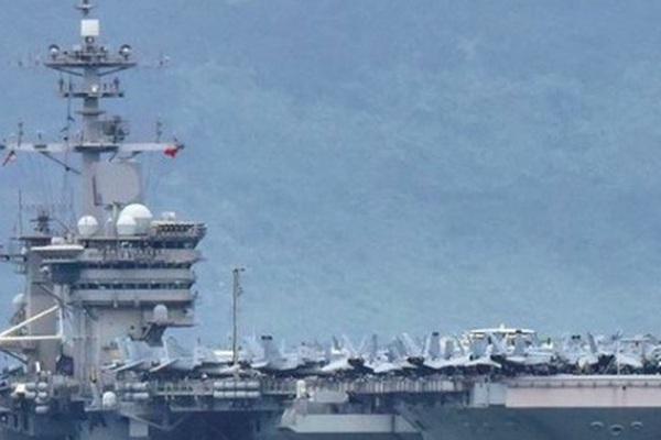 Tàu sân bay của Mỹ có dễ bị phá hủy trong một cuộc chiến tranh hiện đại?