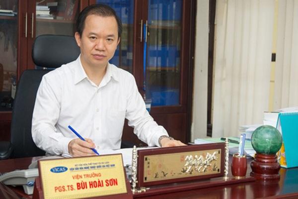 """PGS.TS Bùi Hoài Sơn: """"Sự lệch chuẩn của nghệ sĩ trên mạng xã hội có tác động tiêu cực"""""""