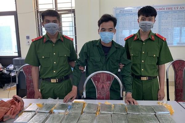 """Bắt """"ông trùm"""" Phàng A Lư ở Vân Hồ (Sơn La), """"choáng"""" số ma túy bị thu giữ"""