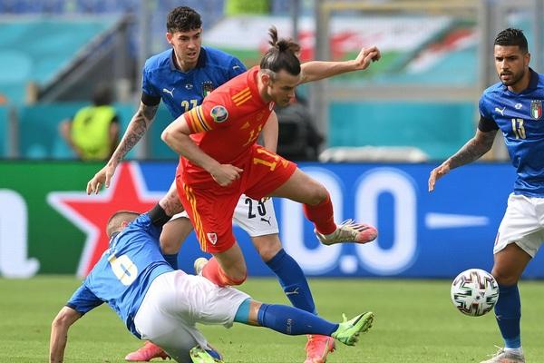 Highlight Italia vs Xứ Wales (1-0): Italia thống trị ngôi đầu bảng