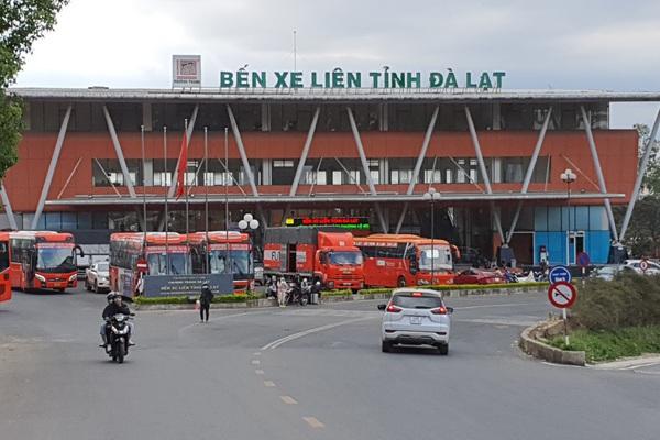 Lâm Đồng: Tạm dừng vận tải hành khách đến một số địa phương để phòng dịch Covid-19