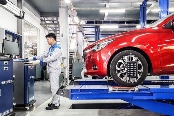 Các hãng ô tô nâng bảo hành lên 5 năm: Bánh vẽ cho người mua?