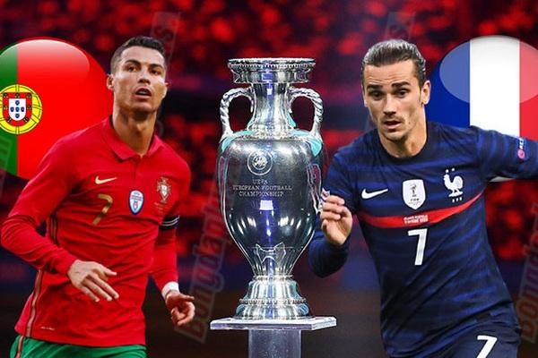 Lịch thi đấu EURO 2020 hôm nay 23/6: Xem Bồ Đào Nha vs Pháp trên kênh nào?