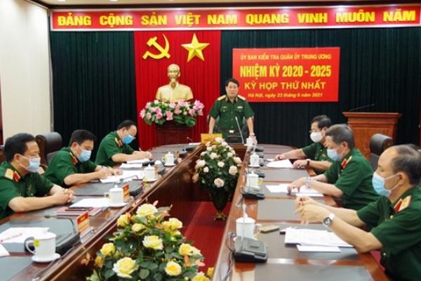 10 nhân sự Ủy ban kiểm tra Quân ủy Trung ương nhiệm kỳ mới là ai?