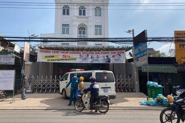 NÓNG: Truy vết F1, F2 của bác sĩ sản khoa từ Bình Thuận vào Đồng Nai làm việc