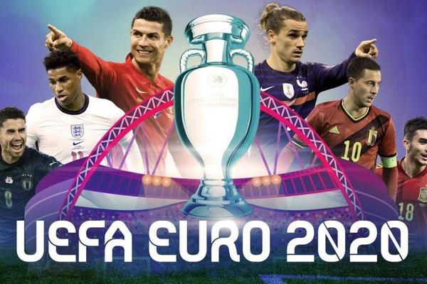 Clip: Top 10 bàn thắng đẹp nhất vòng bảng EURO 2020