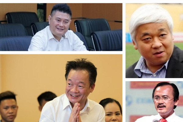 """Bốn ông """"bầu"""" ngân hàng: Bầu Kiên ngồi tù vẫn thu trăm tỷ, tài sản bầu Thụy """"nhảy số"""" chóng mặt"""