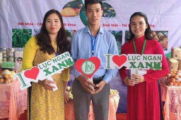 3 bạn trẻ thành lập hợp tác xã xây dựng thương hiệu cho vải thiều Lục Ngạn