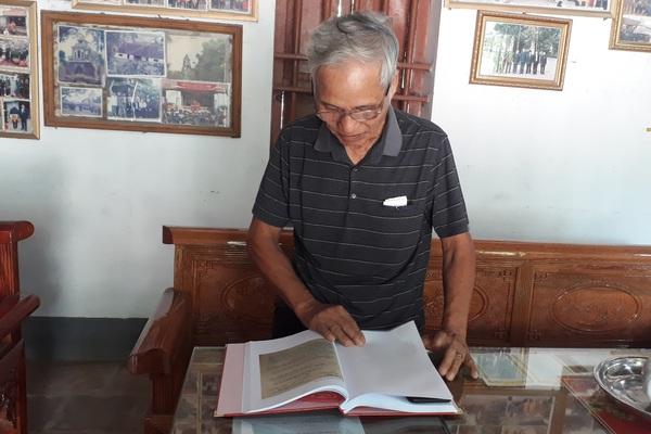 Thái Nguyên: Hương ước của ngôi làng cổ này là cứ hễ ai 51 tuổi đều được cả làng làm lễ cầu thọ