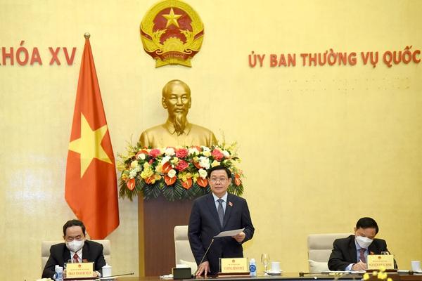 Quốc hội không ban hành Nghị quyết về chống dịch nhưng sẽ bổ sung vào chương trình kỳ họp