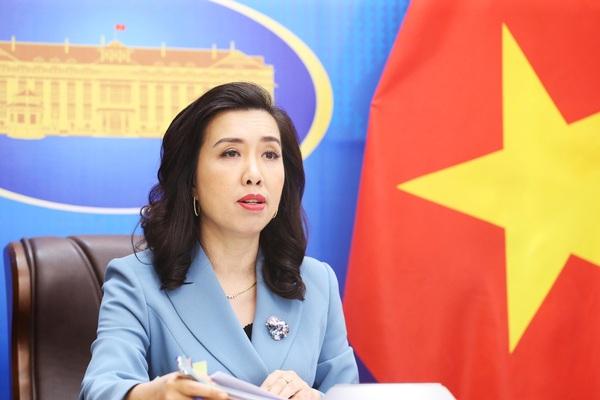 Hoan nghênh Mỹ không áp dụng biện pháp điều chỉnh thương mại với Việt Nam