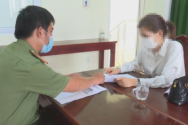 Đắk Lắk: Công an triệu tập 2 đối tượng đăng danh sách những người liên quan đến dịch Covid-19 lên mạng xã hội