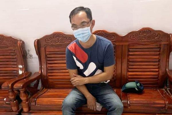 Sóc Trăng: Một tài xế vi phạm nồng độ cồn, vượt chốt kiểm soát dịch bệnh Covid-19