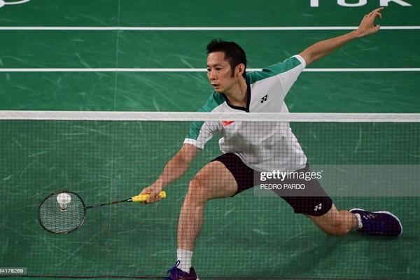 Olympic Tokyo 2020: Tiến Minh thua nhanh tay vợt kém mình 14 tuổi