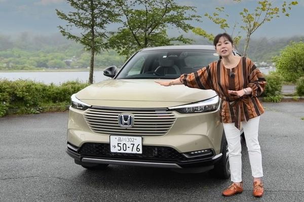 Honda HR-V 2022 lộ diện, có gì đặc biệt đấu Kia Seltos?