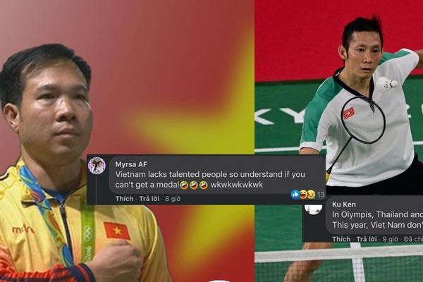 """Olympic Tokyo 2020: Việt Nam chưa có HC, CĐV Đông Nam Á """"tỏ thái độ"""""""