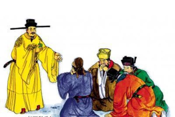 """""""Ngồi nhầm chỗ"""", hoàng đế không dám để quần thần gọi là vua nhưng vẫn lĩnh kết cục bi thảm"""
