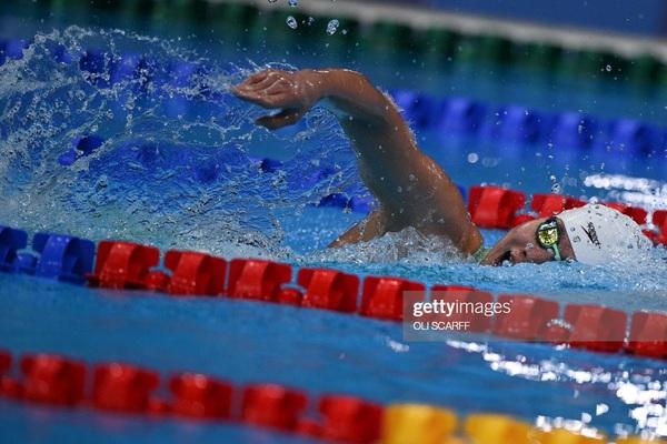 Olympic Tokyo 2020: Ánh Viên cán đích 800m tự do với thông số lạ!