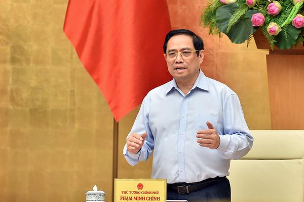 Thủ tướng yêu cầu không để dân di chuyển khỏi nơi cư trú, tiếp tục giãn cách thêm 14 ngày các tỉnh phía Nam