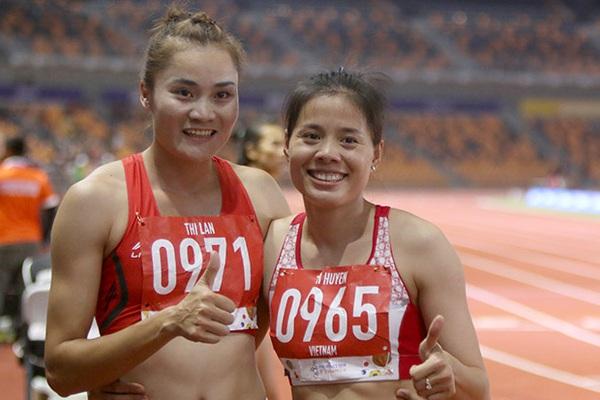 Nguyễn Thị Huyền nói gì khi Quách Thị Lan vào bán kết 400m rào Olympic Tokyo?