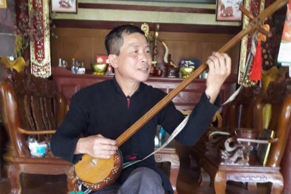Kể chuyện làng: Chuyện người nghệ nhân hát Then