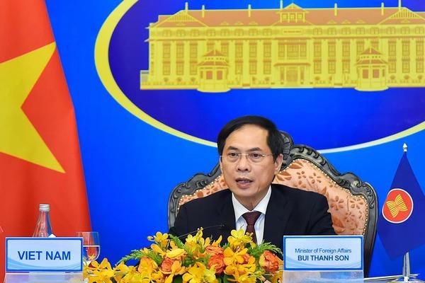 Bộ trưởng Ngoại giao các nước Mekong-Mỹ: Ưu tiên hàng đầu là ứng phó đại dịch, tiếp cận vắc xin