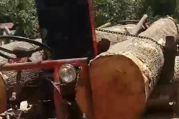 Đắk Lắk: 40 đối tượng bao vây, đe doạ lực lượng chức năng để cướp gỗ tang vật