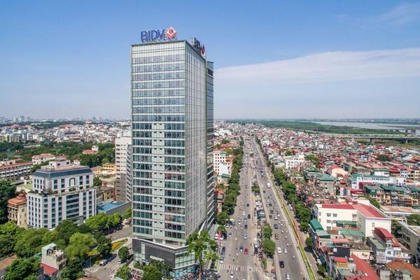 """BIDV nhận giải """"Ngân hàng lưu ký - giám sát tốt nhất Việt Nam 2021"""""""