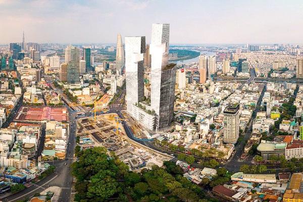 Xuất hiện căn hộ chung cư cao cấp có giá bán 800 triệu đồng/m2 giữa mùa dịch