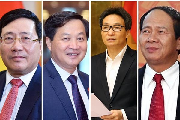 4 Phó Thủ tướng được phân công nhiệm vụ chỉ đạo, điều hành chống dịch như thế nào?