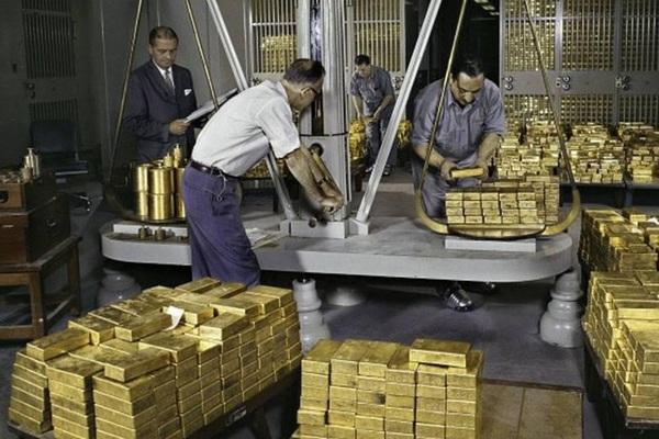 Kho vàng hơn 6.000 tấn cho tham quan nhưng cấm chụp ảnh