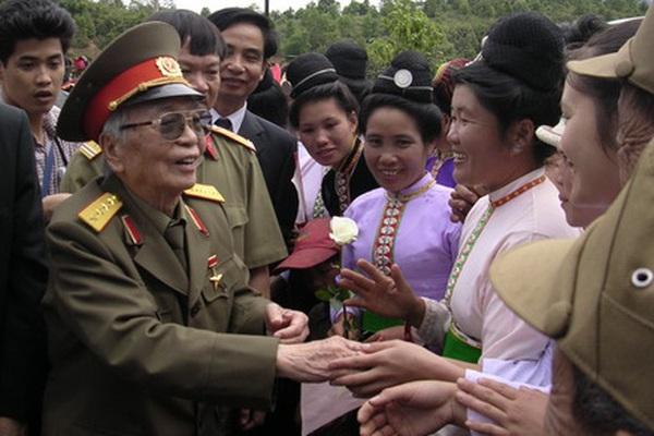 Điện Biên: Đại tướng Võ Nguyên Giáp trong trái tim người Mường Phăng