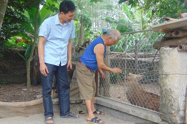 Thái Nguyên: Chế ra toàn món độc lạ từ thịt hươu, nhung hươu, anh nông dân làm ra đến đâu bán hết đến đó