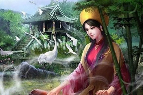 Ngọc Hân công chúa: Tiểu sử và bí mật ngôi đền thiêng lạ lùng
