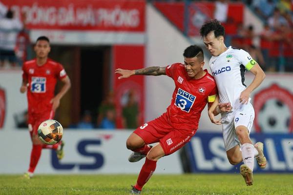 Rời Hải Phòng, cựu trung vệ U23 Việt Nam trở lại SLNA