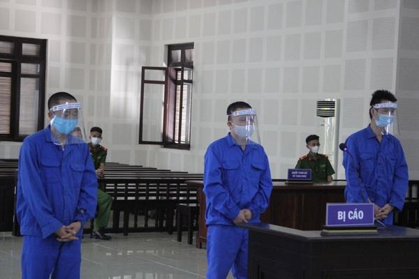 Mua thuốc lắc từ Đức về Đà Nẵng bán, 3 thanh niên lãnh 2 án chung thân, 1 tử hình