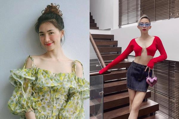 Tóc Tiên ở nhà diện đồ táo bạo, Hòa Minzy dẫn đầu top sao mặc đẹp tuần qua