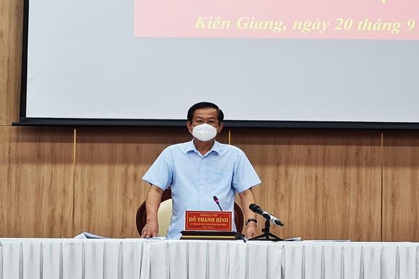 """Bí thư Tỉnh ủy Kiên Giang Đỗ Thanh Bình: """"Đừng nghĩ xanh là an toàn"""""""