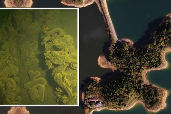 Sửng sốt phát hiện thành phố cổ kính 1.000 năm tuổi nằm sâu dưới một hồ nước