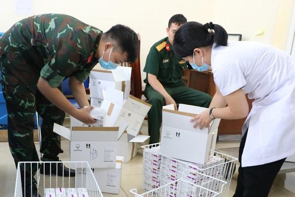 Hoà Bình: Tiếp nhận hơn 40.000 liều vaccine phòng Covid-19