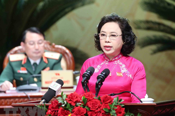 """Nguyên Phó Bí thư Thường trực Hà Nội được đề xuất danh hiệu """"Công dân Thủ đô ưu tú"""" năm 2021"""